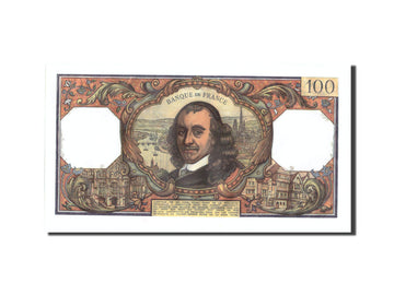 Banknote, France, 100 Francs, 100 F 1964-1979 ''Corneille'', 1973, 1973-05-03