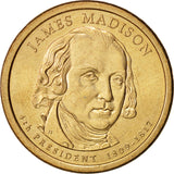 United States, Dollar, Madison, 2007, Philadelphia, MS(63), KM:404
