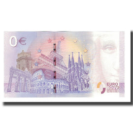 Germany, Tourist Banknote - 0 Euro, Germany - Nürburg - Truck-Grand-Prix