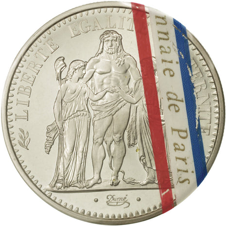 Coin, France, 10 Francs, 1973, MS(65-70), Silver, KM:P482, Gadoury:183.P1