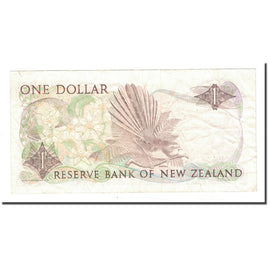 Banknote, New Zealand, 1 Dollar, KM:169b, VF(20-25)