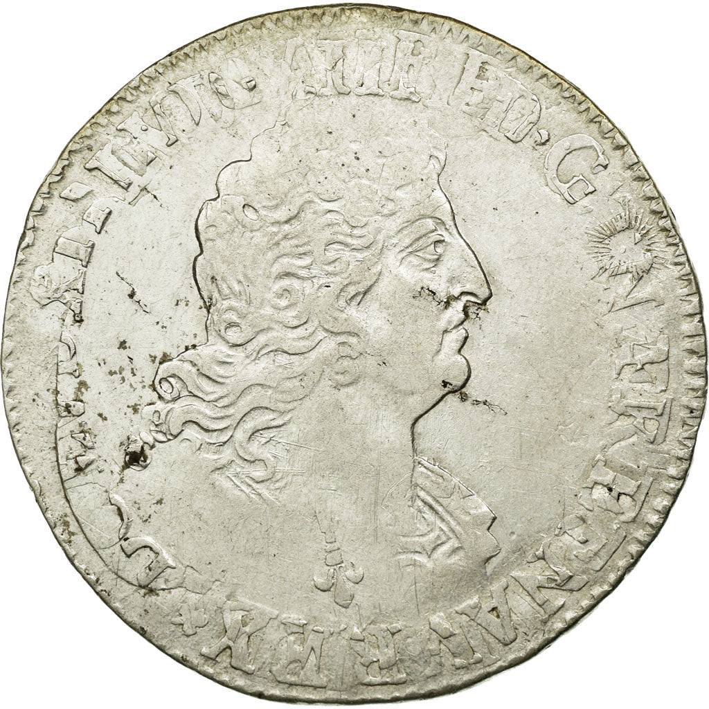 Coin, France, 1/2 Ecu, VF(30-35), Silver, Gadoury:194