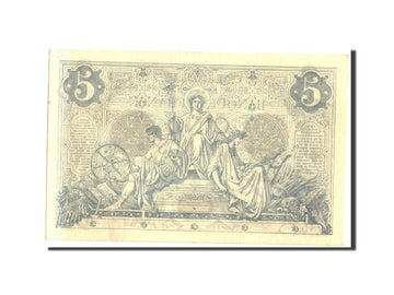 France, 5 Francs, 5 F 1871-1874 ''Noir'', 1872, KM:60, 1872-01-11, UNC(63)