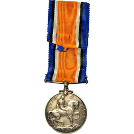United Kingdom , Georges V, 4th Canadian M.C. BDE, Medal, 1914-1918, Excellent