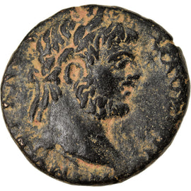 Coin, Mesopotamia, Caracalla, Bronze Æ, 198-217, Carrhae, EF(40-45), Bronze