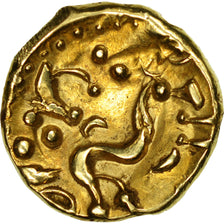 Ambiani, Area of Amiens, Stater, AU(50-53), Gold, Delestré:240