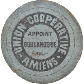 France, Token, Amiens, Union Coopérative, Appoint Boulangerie, VF(30-35)