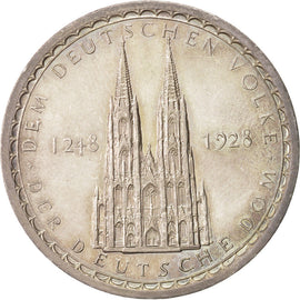 Germany, Arts & Culture, Medal, 1928, AU(50-53), Silver, 36mm