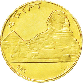 Egypt, Medal, MS(60-62), Gold, 1.51