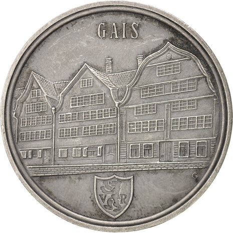 Swiss historic monuments, Gais, Token