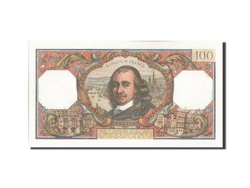 Banknote, France, 100 Francs, 100 F 1964-1979 ''Corneille'', 1965, 1965-02-04