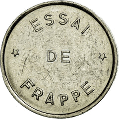 Coin, France, 10 Francs, AU(55-58), Iron, Gadoury:194.6