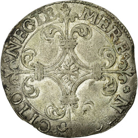 Coin, France, 2 1/2 Patards, 1561, Cambrai, AU(50-53), Silver