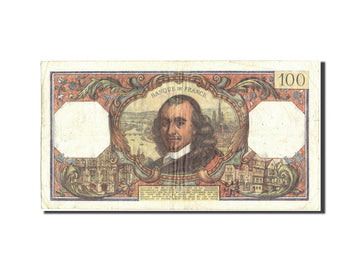 Banknote, France, 100 Francs, 100 F 1964-1979 ''Corneille'', 1976, 1976-11-04