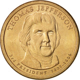 United States, Dollar, Jefferson, 2007, Philadelphia, MS(63), KM:403