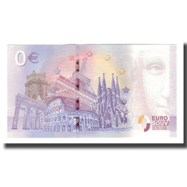 Germany, Tourist Banknote - 0 Euro, Germany - Celle - Château de Celle -