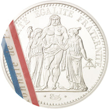 Coin, France, 10 Francs, 1965, MS(65-70), Silver, KM:P356, Gadoury:183.P1