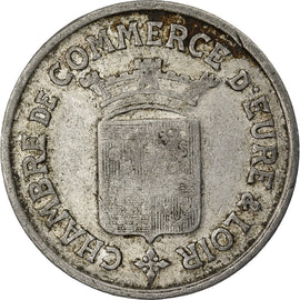 Coin, France, 25 Centimes, 1922, VF(30-35), Aluminium, Elie:10.3