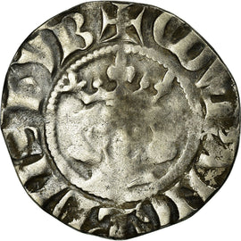Coin, Great Britain, Edward I, Penny, 1280-81, Canterbury, VF(30-35), Silver