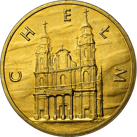 Coin, Poland, 2 Zlote, 2006, Warsaw, MS(60-62), Brass, KM:544