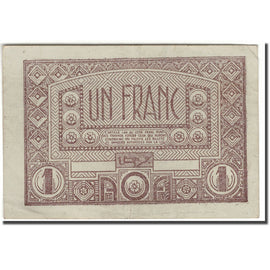 Banknote, French West Africa, 1 Franc, KM:34a, VF(30-35)