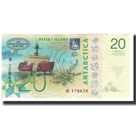 Banknote, Norway, 20 Pounds, UNC(65-70)