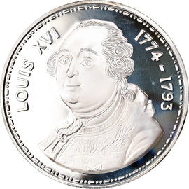 France, Medal, Louis XVI 1774-1793, MS(65-70), Silver