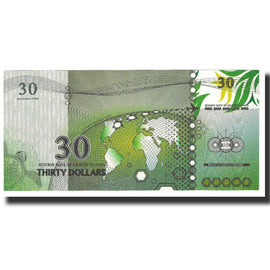 Banknote, Papua New Guinea, 30 Dollars, UNC(65-70)