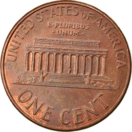 Coin, United States, Lincoln Cent, Cent, 2005, U.S. Mint, Denver, EF(40-45)