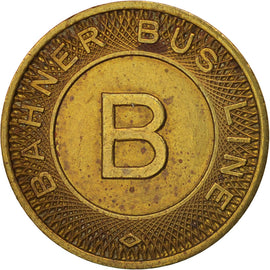 United States, Token, Bahner Bus Line