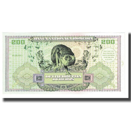 Banknote, Romania, Tourist Banknote, 2019, BANCA NATIONAL ROMEDIA 200