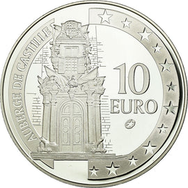 Malta, 10 Euro, 2008, Proof, MS(65-70), Silver, KM:136