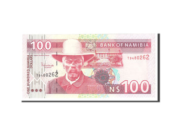 Banknote, Namibia, 100 Namibia Dollars, 1999, Undated, KM:9a, UNC(65-70)