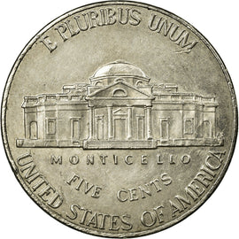 Coin, United States, 5 Cents, 2015, Denver, AU(55-58), Copper-nickel