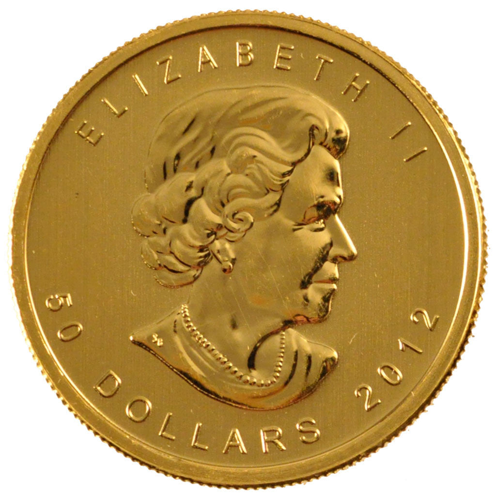 CANADA, 50 Dollars, 2012, Royal Canadian Mint, KM #1296, MS(65-70), Gold, 31.14