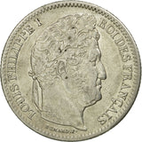 Coin, France, Louis-Philippe, 2 Francs, 1839, Rouen, EF(40-45), Silver