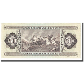 Banknote, Hungary, 50 Forint, 1989, 1989-01-10, KM:170h, UNC(65-70)