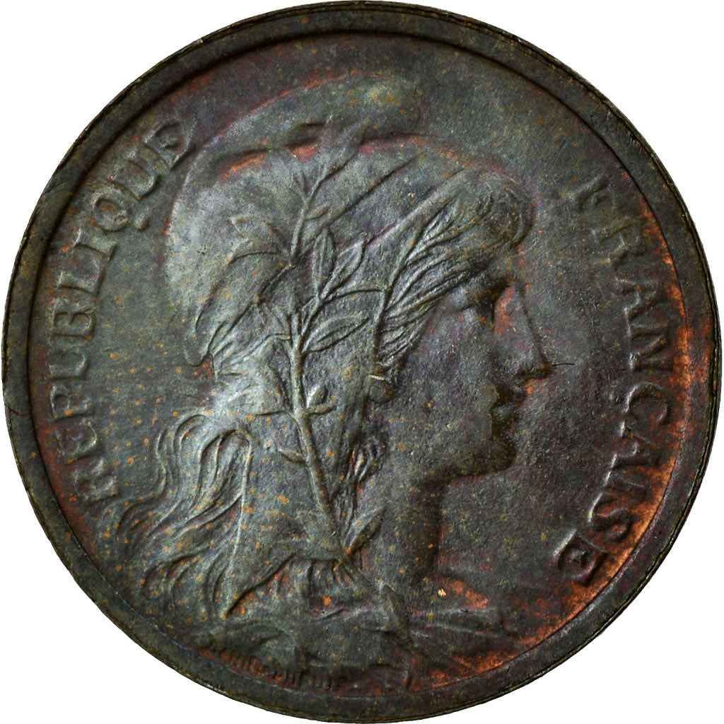 Coin, France, Dupuis, Centime, 1912, Paris, AU(55-58), Bronze, Gadoury:90