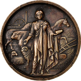 Australia, Business & industry, Medal, AU(50-53), Bronze, 5, 61.80