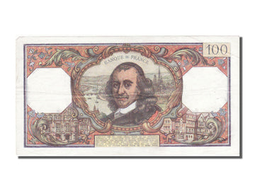 Banknote, France, 100 Francs, 100 F 1964-1979 ''Corneille'', 1977, 1977-03-03