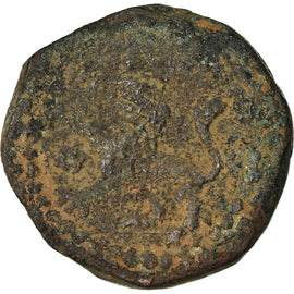Coin, Spain, Philip II, 2 Maravedis, Segovia, F(12-15), Copper