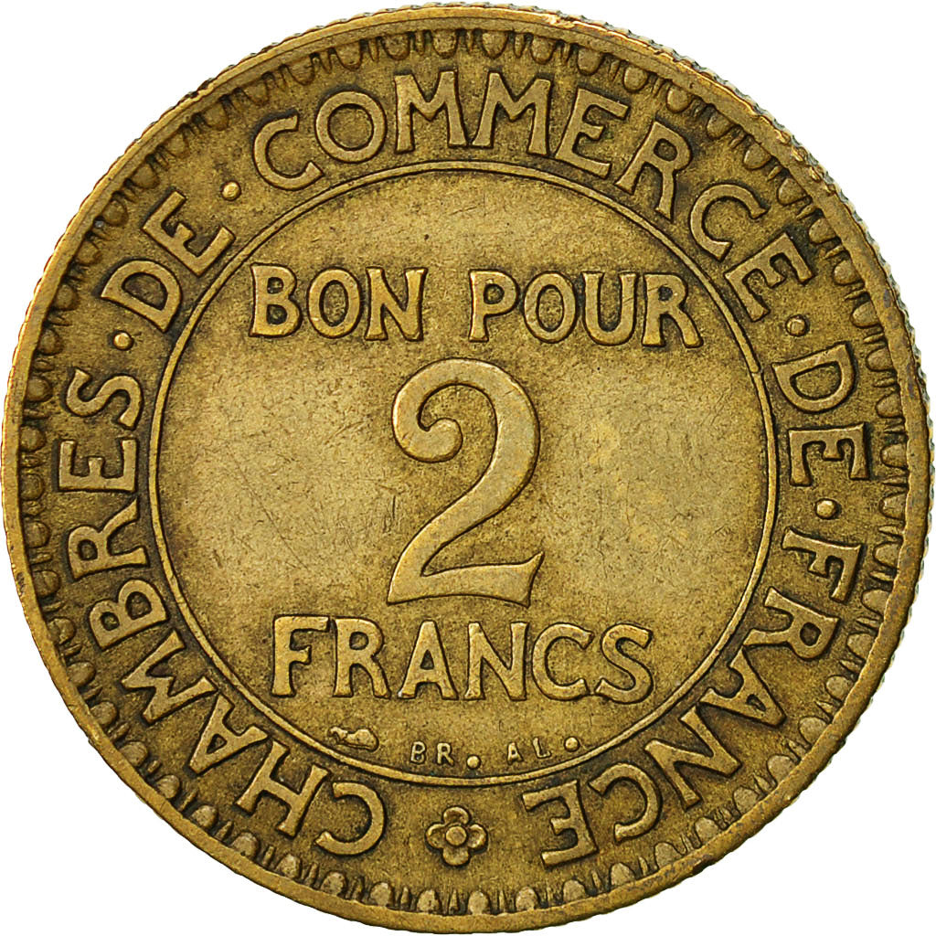 453982 coin france chambre de commerce 2 francs for Chambre de commerce fr