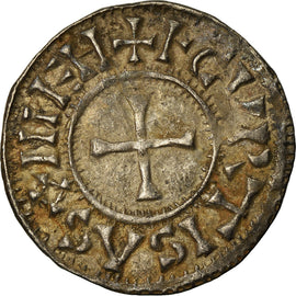 Coin, France, Charles le Chauve, Denier, 864-865, Curtisasonien, Variety