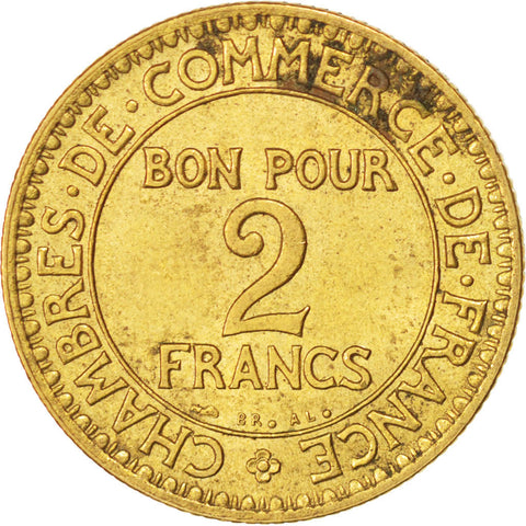 France chambre de commerce 2 francs 1922 paris km for Chambre de commerce de paris