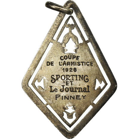 France, Medal, Moto, Coupe de l'Armistice, Sporting et Journal Piney, 1928
