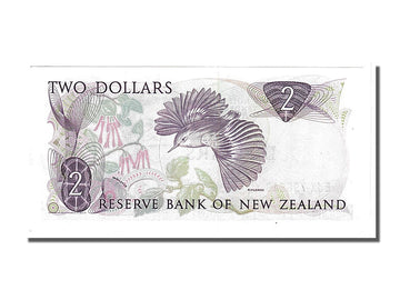 Banknote, New Zealand, 2 Dollars, 1985, UNC(65-70)