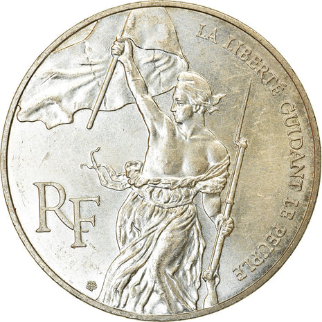Coin, France, Liberté guidant le peuple, 100 Francs, 1993, Paris, AU(55-58)