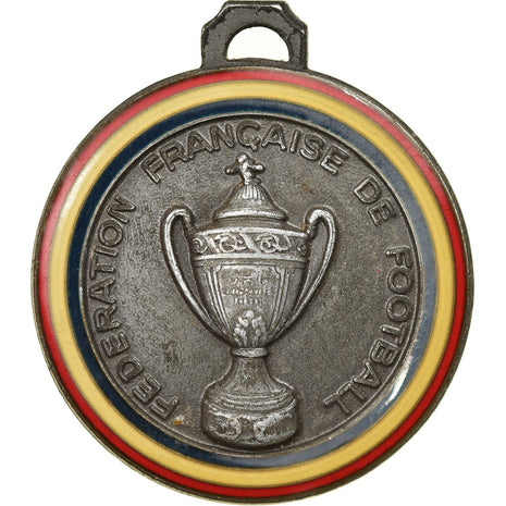 France, Medal, Cinquantenaire de la Coupe de France de Football, Sports &