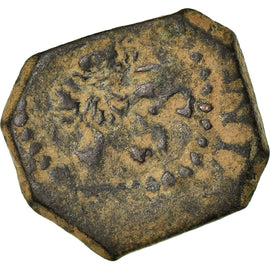 Coin, Spain, Philip III, 2 Maravedis, Granada, VF(20-25), Copper