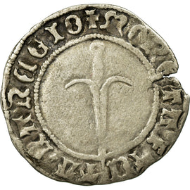 Coin, France, 1/4 Plaque, Nancy, EF(40-45), Silver, Boudeau:1509